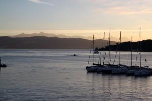Porto Venere port et bateaux