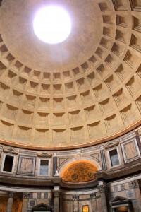 L'oculus du Panthéon