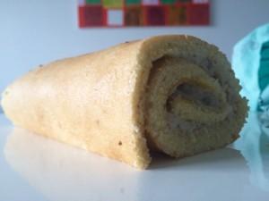 Le biscuit roulé