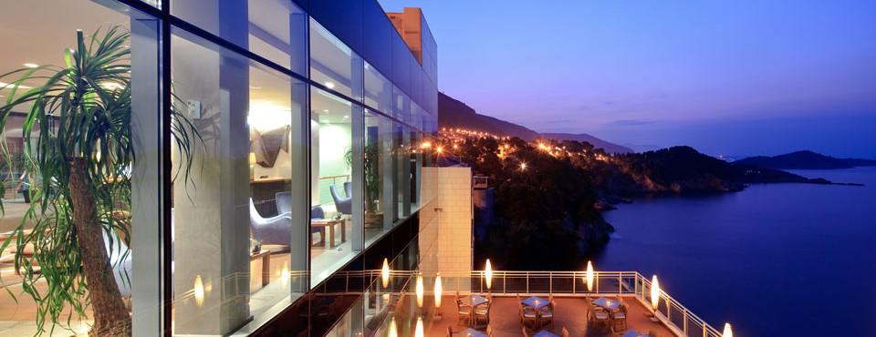 Hôtel Bellevue, un week end d'exception sur Dubrovnik