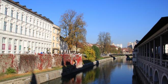 Un week end à Ljubljana, une douce capitale européenne