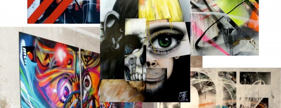 SMAC Artiste Plasticien Vernissage de l'Exposition Retrospective