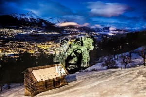 Painting With Lights en Suisse