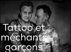 soirée tatto et mechants garcons au grenier