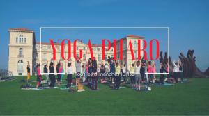 Cours de Yoga au Pharo