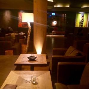 Bar Lounge 380° Hotel Crans Ambassador 5 etoiles