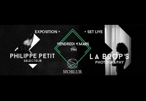 Vernissage La Boop's / Set DJ Sonic Seducer