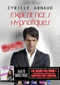 Cyrille Arnaud au Quai du rire sorties Marseille