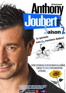 anthony joubert spectacle saison 2 café theatre antidote