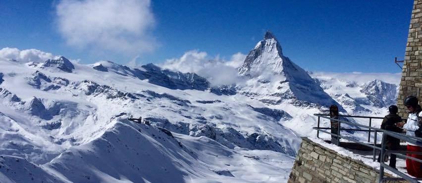 Zermatt, la belle Suisse