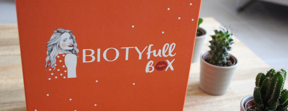 Biotyfull Box, la beauté au naturel