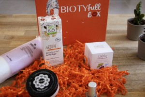 biotifull box mois d'avril