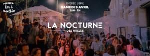 La nocturne des halles apero lounge Marseille