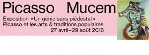 PICASSO EXPO MUCEM