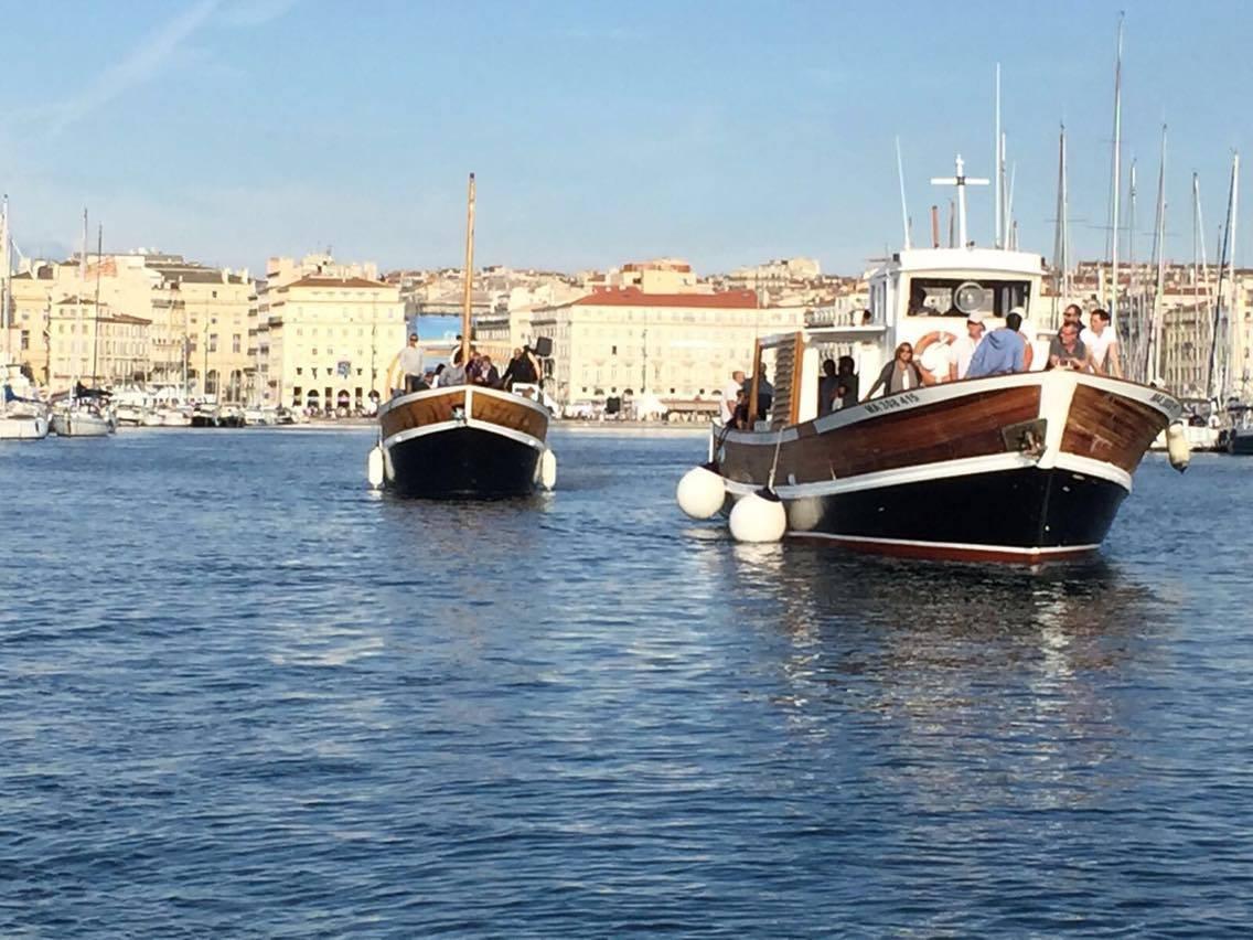 barques marseillaises hugo et narval