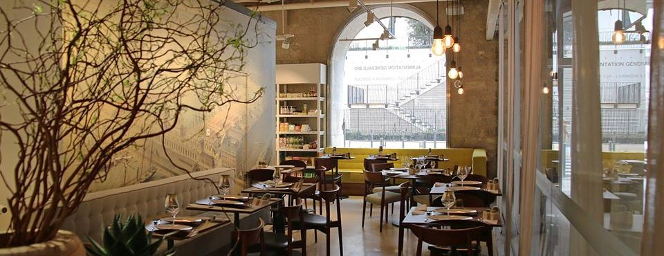 Be O le Restaurant Nature