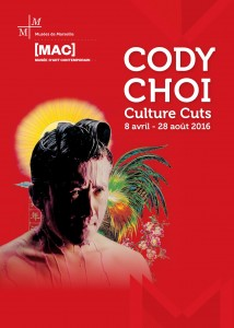 cody choi culture cuts mac marseille exposition