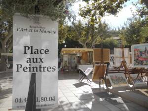 place aux peintres cassis idée sortie week-end