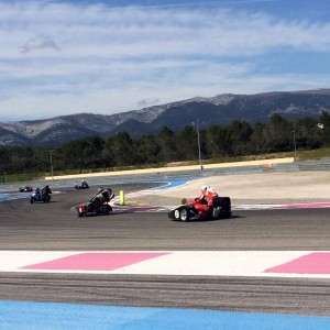 sunday ride classic course de side cars circuit du castellet