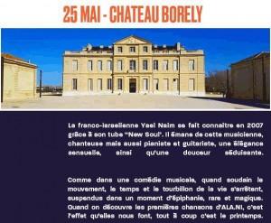 edition festival concert chateau borely yael naim et ala.ni