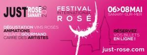 festival just rosé sanary soirée évenement
