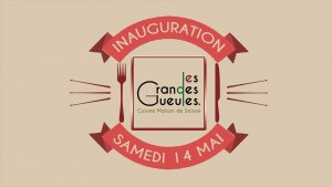 inauguration restaurant les grzndes gueules