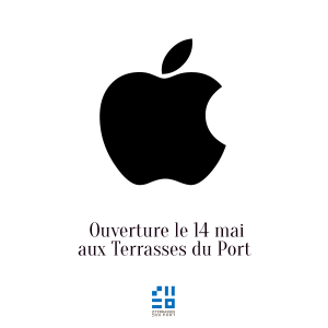 ouverture apple store marseille