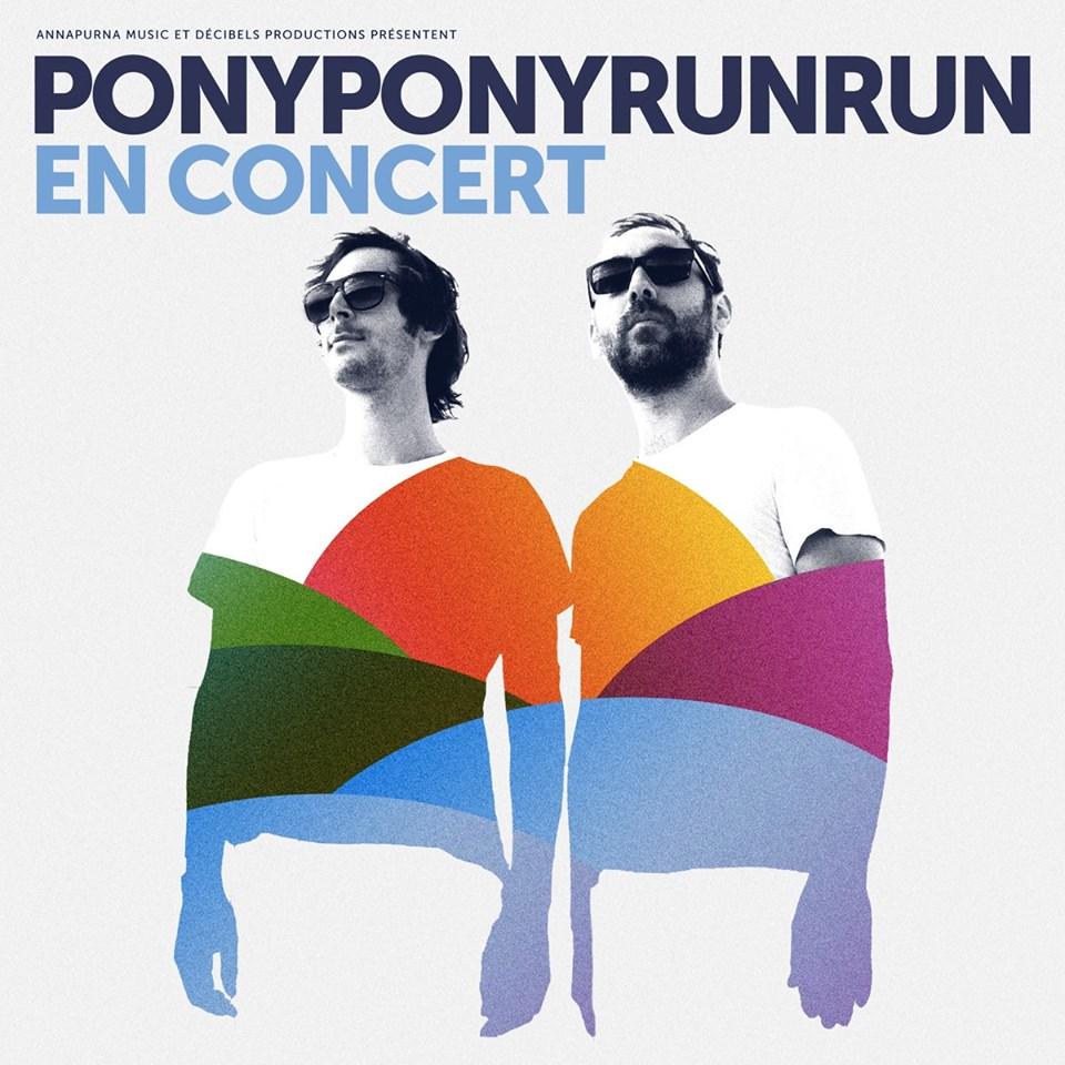pony pony run run concert et tournée 2016-France-Voyage-Voyage-Tour-nouvel-album-
