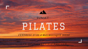 sunset pilates malmousque cours pilates marseille