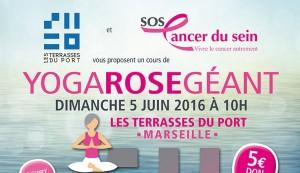 yoga rose géant en soutien au cancers féminins cours marseille idees sorties week end