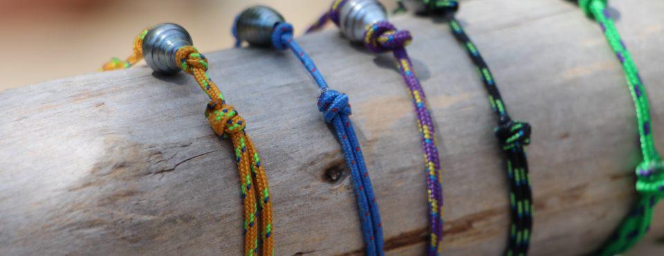 Coup de coeur pour Le Bracelet Tahitien