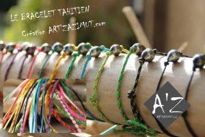 bracelet tahitien