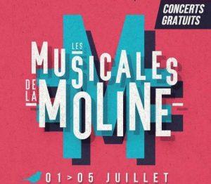 festival les musicales de la moline concert marseille gratuit