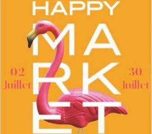 happy market créateur marché nocturne marseille