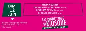 kiosque a musique des reformés dimanche marseille