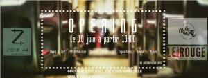 opening zonne 44 salon d'art ouverture marseille soirée apéro