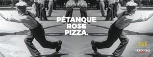 soirée pétanque rosé pizza apéro au marche des docks marseille