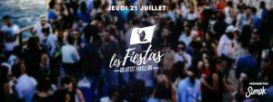 jeudi 21 juillet les fiestas du petit pavillon apéro Marseille