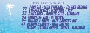 midi festival Hyères soirée concert musique
