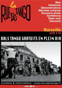rue du tango bal marseille danse