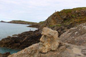 rochers sculptés saint malo