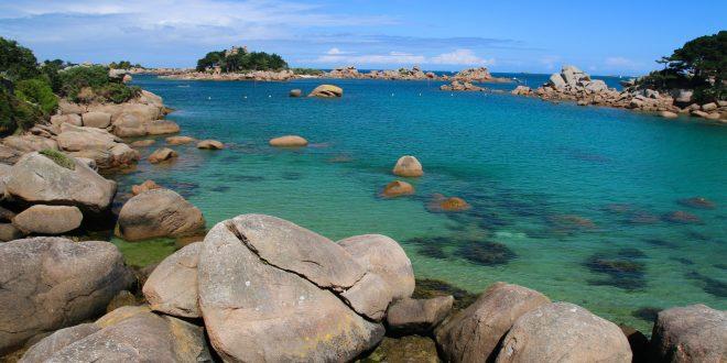2 Jours sur la côte de granit rose de Perros Guirec à Ploumanach'