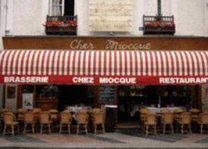 chez miocque brasserie deauville