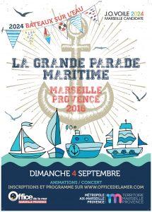 grande parade maritime marseille soutien au jo