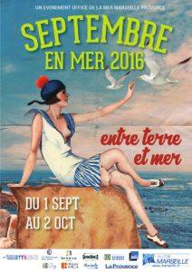 septembre en mer marseille activités festival