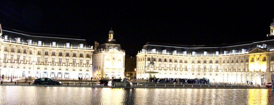 Une nuit à Bordeaux