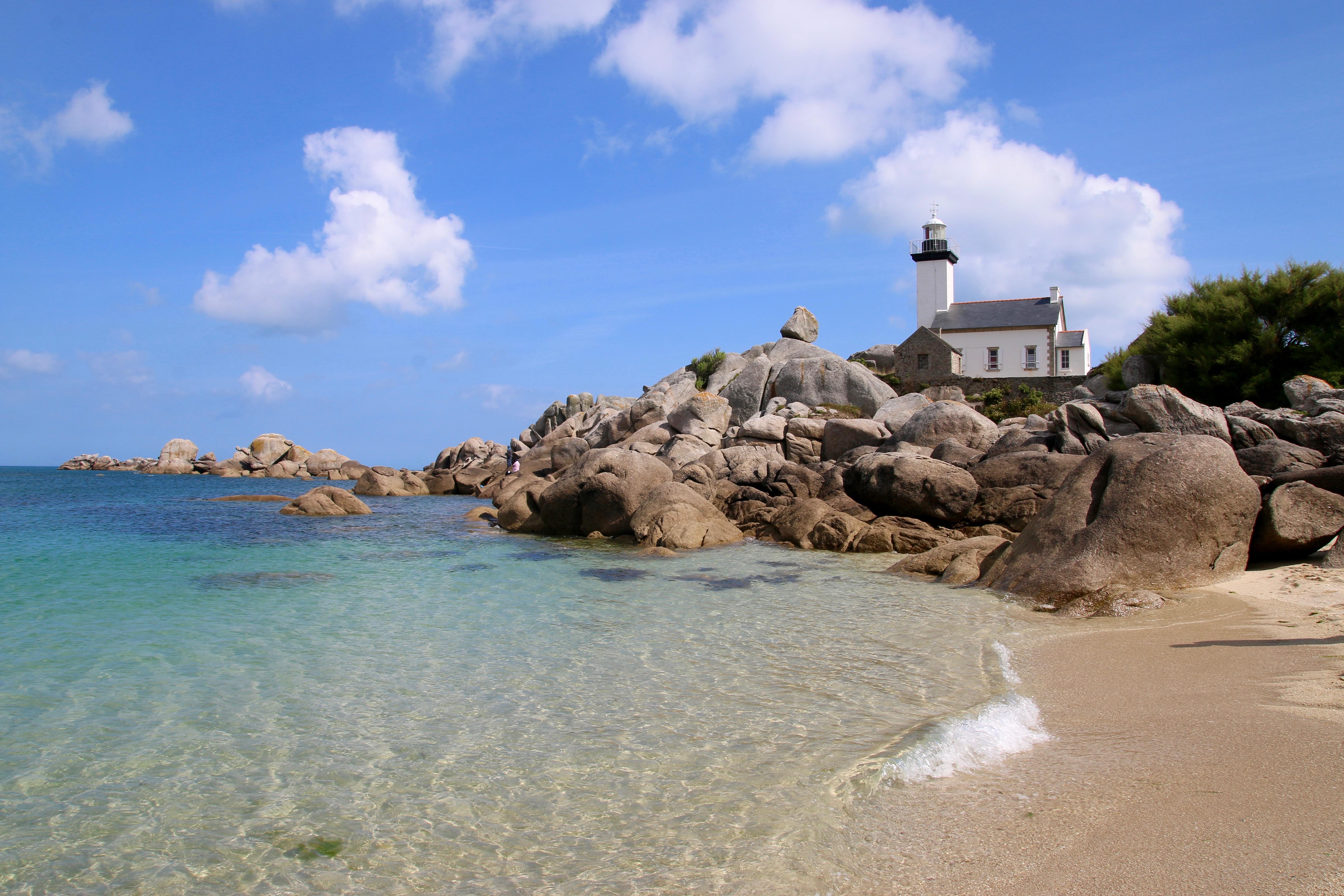 brignogan plage hotel de la mer