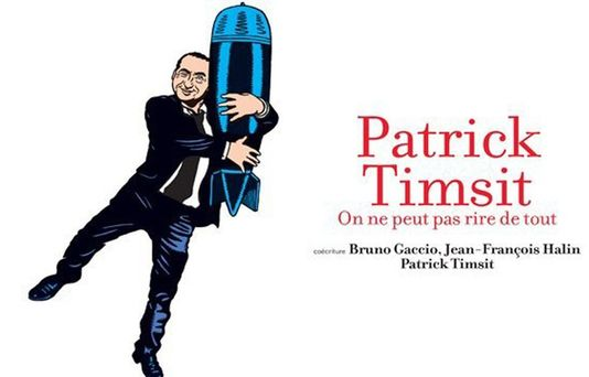 patrick timsit spectacle
