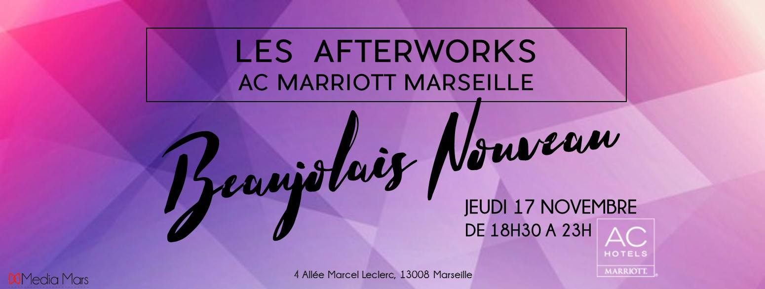 afterwork-ac-marriott-marseille