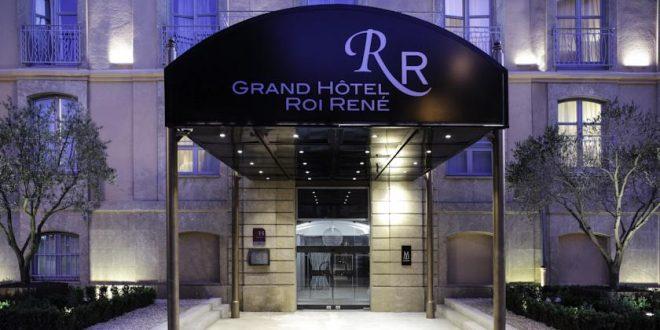 Grand Hôtel Roi René, histoire et charme au coeur d'Aix-en-Provence